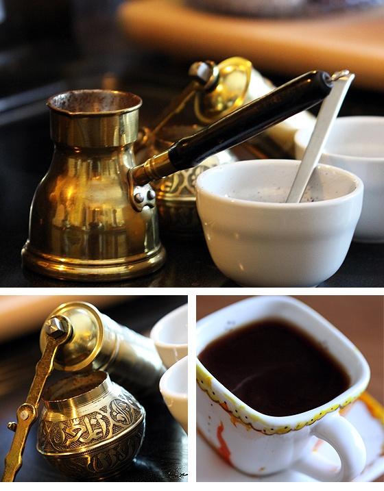 Turkish coffee #drinks