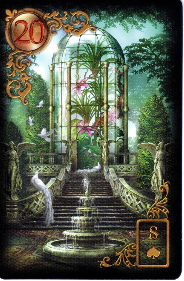 1000 images about lenormand on pinterest decks fortune for Tuin lenormand