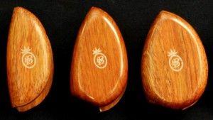 Bernardini GR-01 Wood Grips (l-r) - Low, Medium, High
