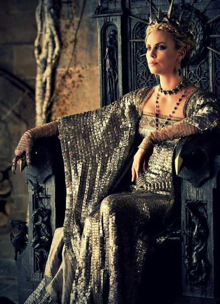 Ravenna (Charlize Theron) 'Snow White and the Huntsman' 2012.