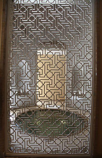Arte & Diseño Aplicado puede ofrecer a sus clientes un diseño similar en #metal o #madera calada.