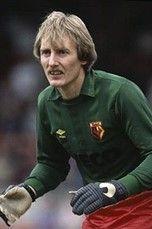 Steve Sherwood Watford 1984