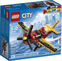 Alternative view 1 of 60144 LEGO City Race Plane