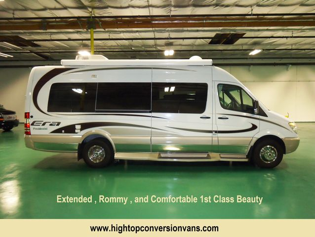 Luxery mercedes benz mini vans 1st class 7 pass camper for Mercedes benz recreational vehicles