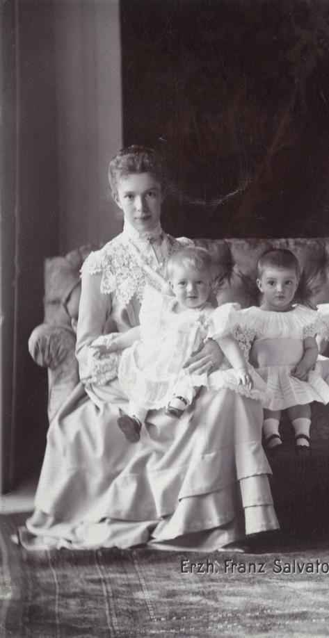 Archduchess and Princess Imperial Marie Valerie of Austria, Royal Princess of Hungary, Croatia and Bohemia, Princess of Tuscany