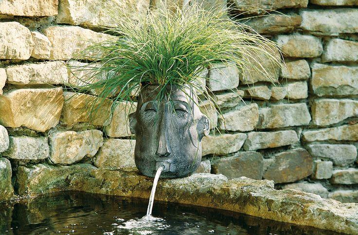Shorty von Dennis Fairweather, Bronze-Wasserspeier. 1390 eur