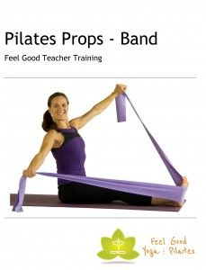 Comprehensive teacher training manual covering resistance band exercises