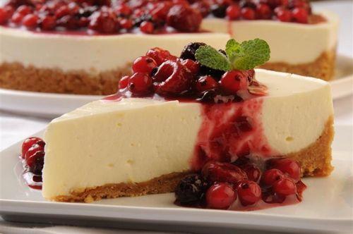 Receta Cheesecake de Casancrem