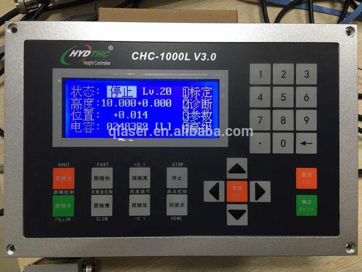 CHC-1000L laser cutting height controller (auto focus system) for fiber laser cutting machine