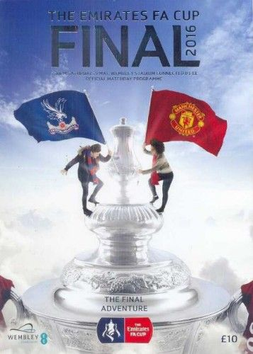 Manchester United - F.A. Cup Final