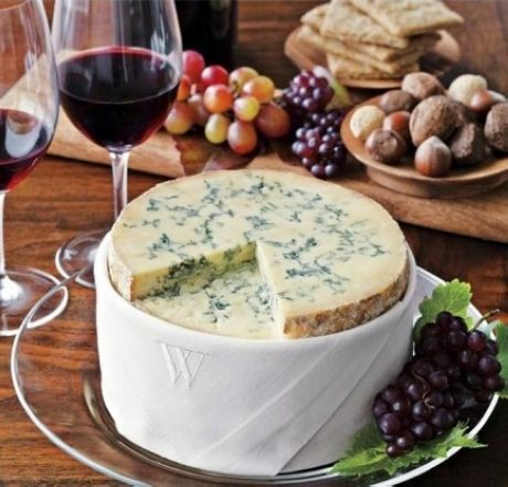 Stilton cheese ~ this is the best stuff in the world!