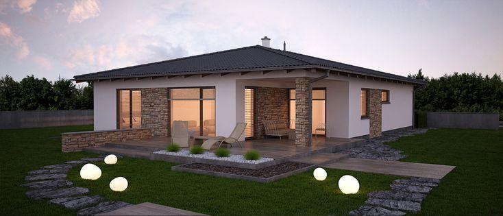 dobro - projekt a parametre rodinného domu. aphaus ponúka kvalitné projekty rodinných domov za rozumnú cenu.
