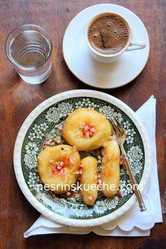 NESRiN`S KÜCHE: Hanım Göbeği / Vezir Parmağı (Festtags Desserts)
