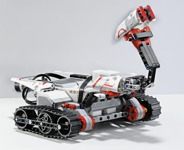 Get ready to program! Lego's Mindstorms EV3 robots are here