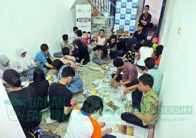 Bank Sampah Melati Bersih: Pelatihan Kerajinan Daur Ulang Sampah