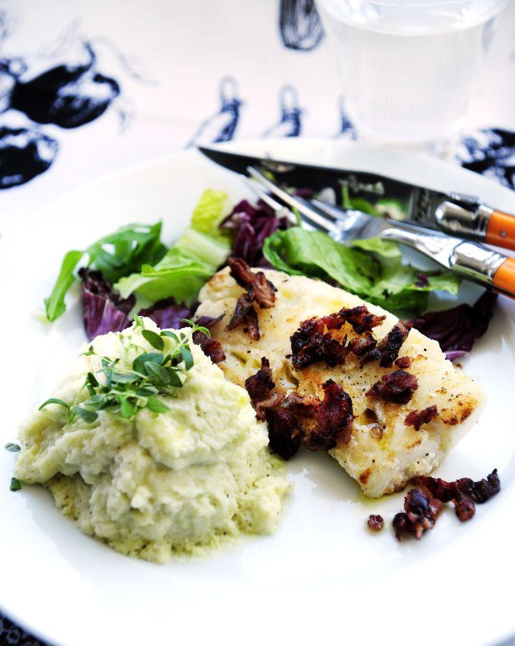 Blomkålsmos är ett perfekt GI-alternativ till potatismos. Så gott och så enkelt att laga!