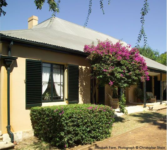 Elizabeth Farm – Australia's oldest surviving homestead