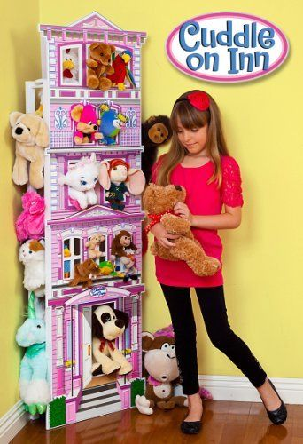 67 Best Images About Stuffed Animal Storage On Pinterest