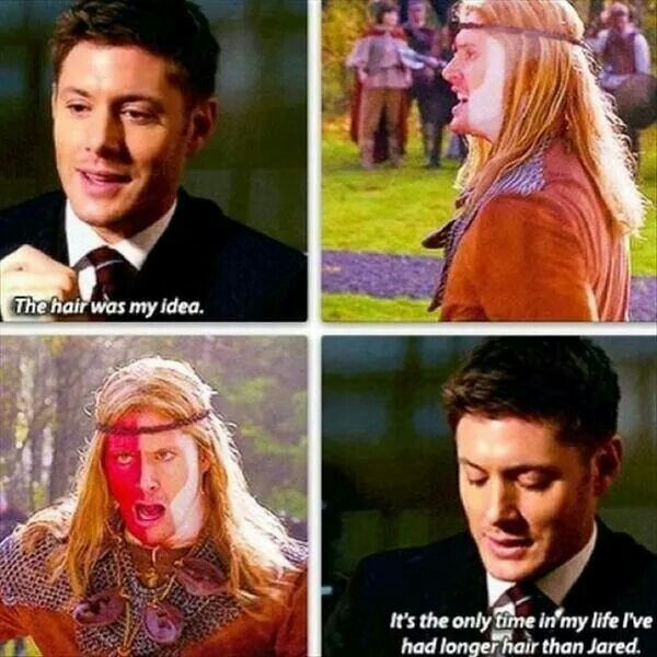 Jensen is Awesome. -ObsessionBeatsDesolation