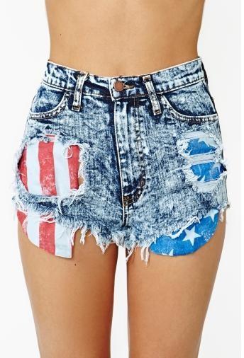 4 of july shorts