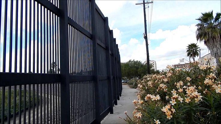BORDER WALL Muro Fronterizo Mexico Estados Unidos USA