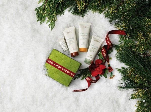 One of our favorite sets, Travel Hand Relief in three Limited Edition aromas, Beautifying, Shampure and Rosemary Mint.