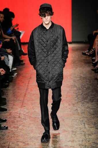 DKNY Fall/Winter 2014-2015 - New York