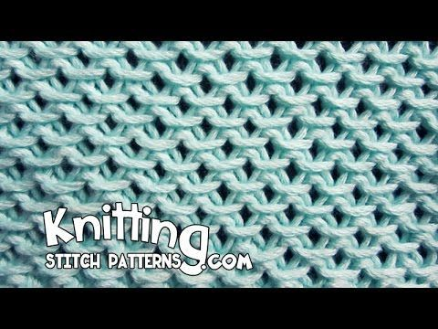 Chinese Waves stitch - YouTube