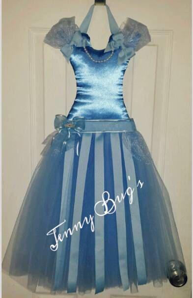 Princess Cinderella Inspired Tutu Bow Holder by JennyBugs3 on Etsy