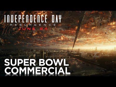 Independence Day Resurgence 2016 Super Bowl Spot TV Spot