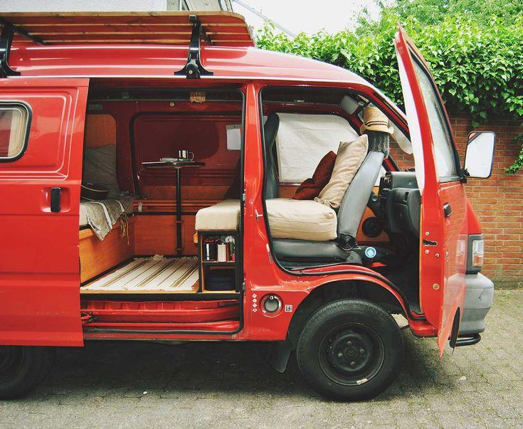 daihatsu hijet s85 der kleinste camper ausbau camper. Black Bedroom Furniture Sets. Home Design Ideas