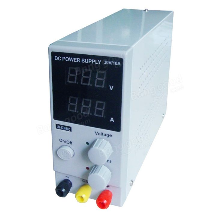 110V/220V 0-30V 0-10A Adjustable Digital DC Power Supply Switching Power Supply Sale - Banggood.com