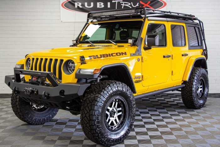 Custom Lifted 2020 Jeep Wrangler Unlimited Rubicon Jl Hellayella For Sale In 2020 Jeep Wrangler Unlimited Rubicon Jeep Wrangler Rubicon Wrangler Rubicon