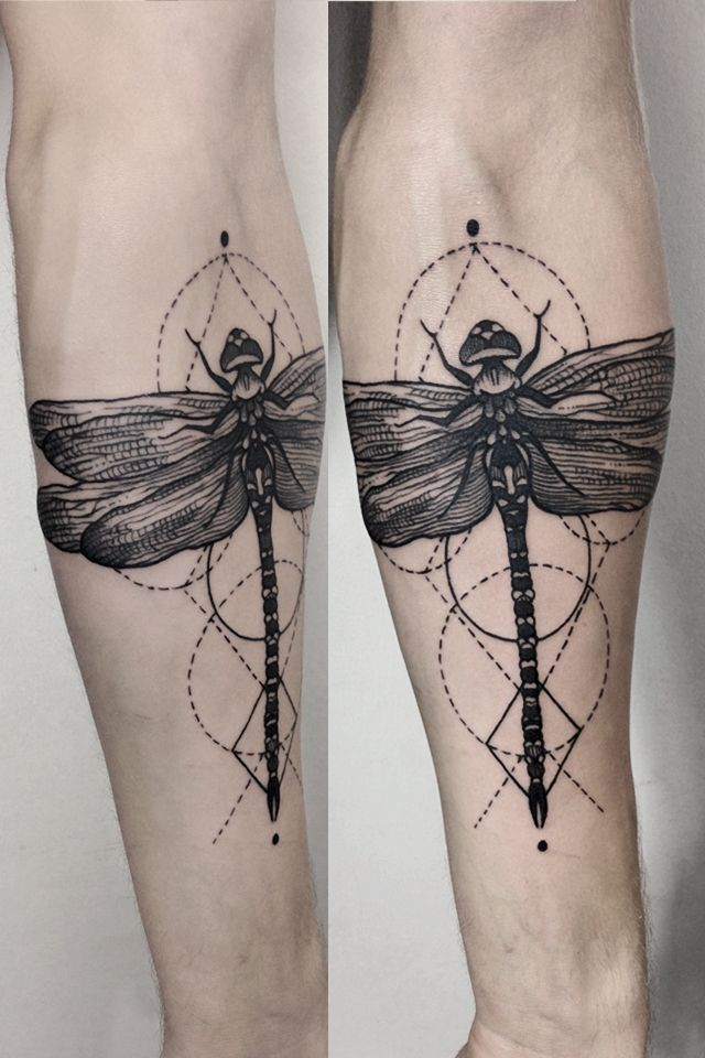 Tattoo by Kasia Oskarbska 2015