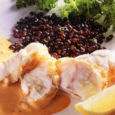 Roasted Monkfish with Romesco Sauce | Recipe