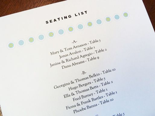 47 best Wedding Seating Chart Templates images on Pinterest - printable seating charts