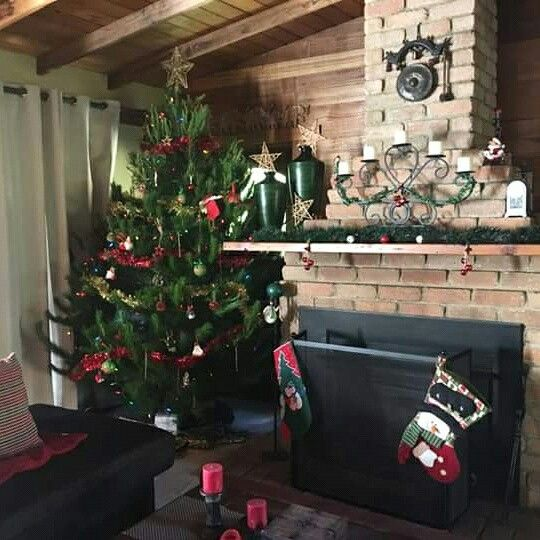 A beautiful Christmas Tree decorated by Cathy one of regular visitors