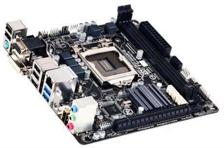 Intel Socket 1150 H81 Chipset - Gigabyte Technology - GA-H81N