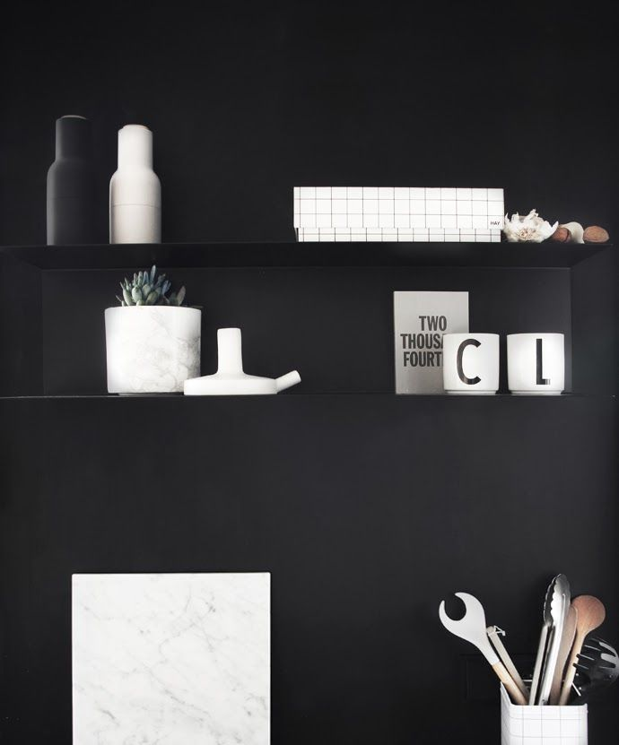 The Design Chaser: Metal Shelving | My Dubio