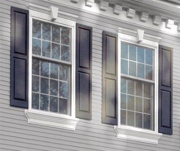 25 Best Ideas About Navy Shutters On Pinterest Beige House Exterior Exterior Colors And