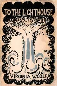 "Cover of the first edition of ""To The Lighthouse"" circa 1927"