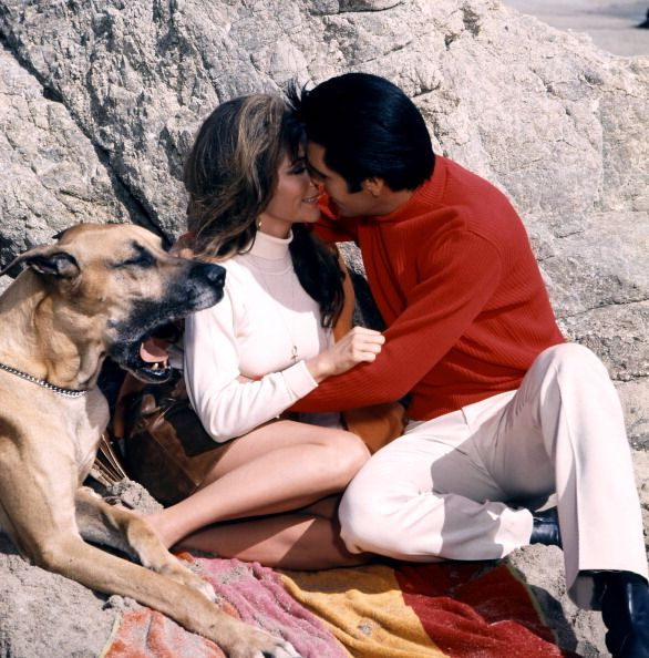 Michele Carey and Elvis in Live a Little, Love a Little