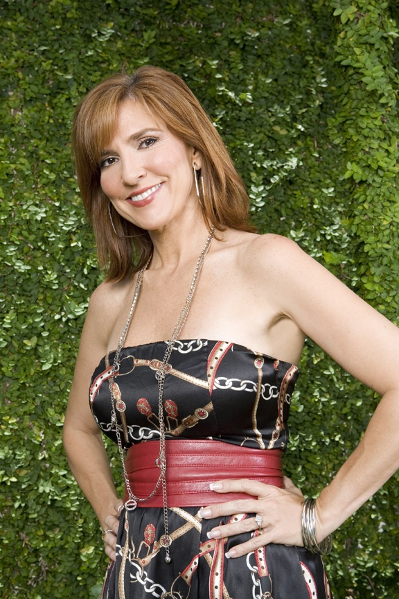Judge Marilyn Milian. Love her and the dress.