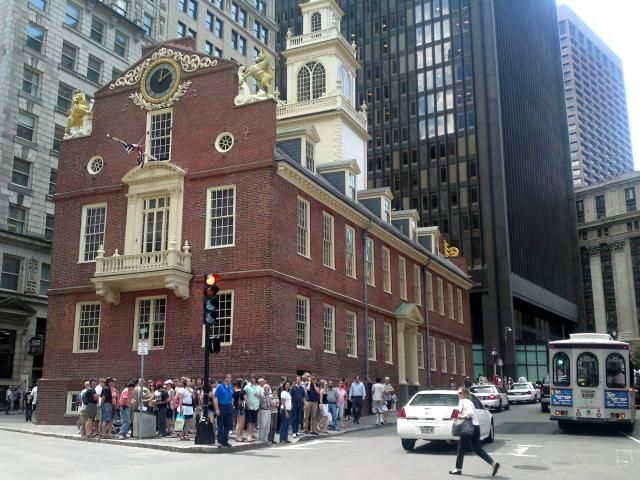10 Must-See Boston Attractions: The Freedom Trail