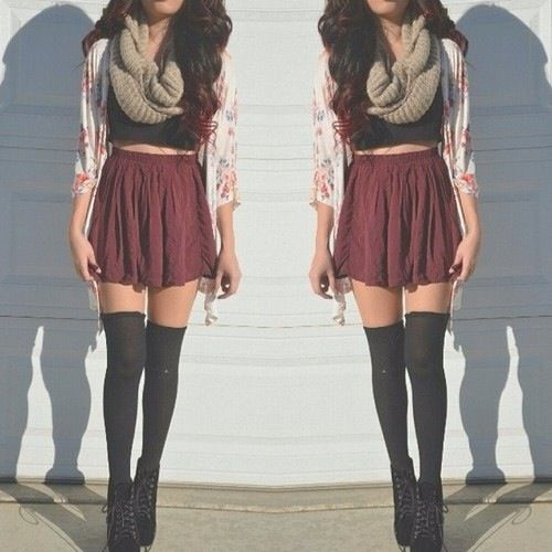 Cute date outfit
