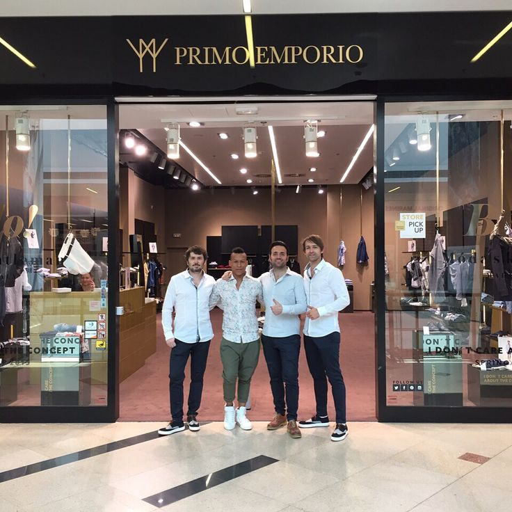 Open To Prague ✌  #praga #franchising  #prague #shop #shopping #primoemporio #ss15  www.primoemporio.it