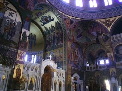 Holy Trinity Church in Piraeus, Greece