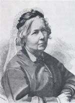 Cecilia Fryxell. 1806-1883, pedagog och handledare för blivande lärare, fick stor betydelse för den svenska flickskolans utveckling