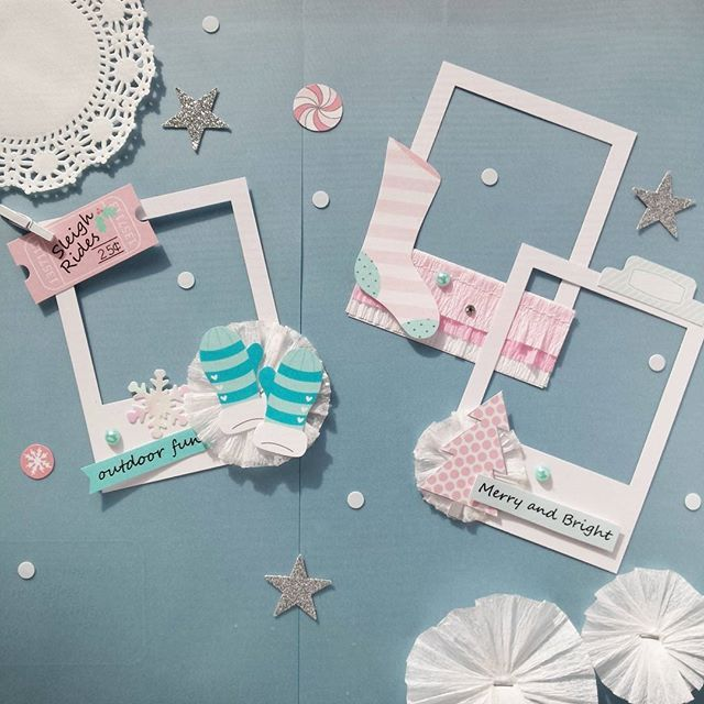 Baby Bib Die Cut Scrapbook Embellishment Handmade With Card Stock