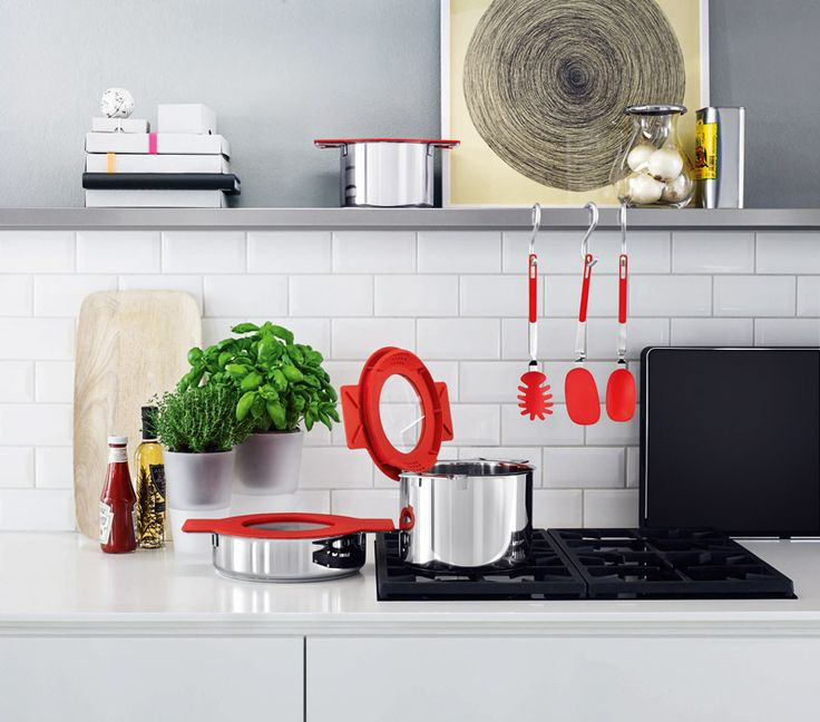 Kuchnia w stylu Eva Solo - akcesoria dostępne na FabrykaForm.pl